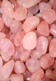 Rose Quartz Tumbled for sale click here for more info