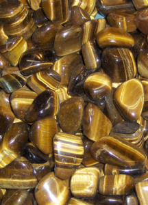 Tigers Eye Tumbled for sale click here for more info