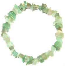 Green Aventurine Chip Bracelet for sale click here for more info