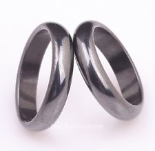 Hematite Ring Large for sale 25x5mm click here for more info