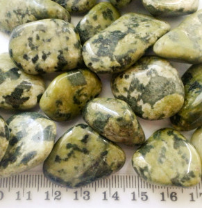 Serpentine Tumbled for sale click here for more info