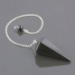 Obsidian Pendulum for sale click here for more info