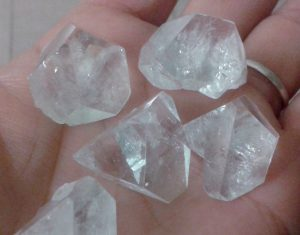 Apophyllite Clear Points for sale click here for more info