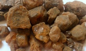 Zircon Red/Brown Australian unheat treated Large for sale click here for more info