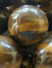 Tiger Eye Shpere 2